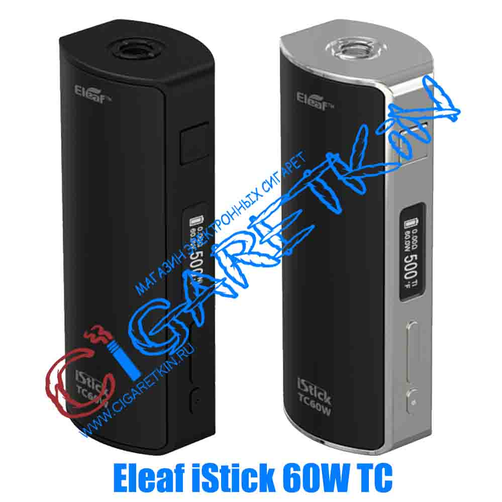 картинка Eleaf iStick 60W TC от магазина Техника+